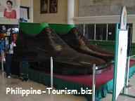 Guiness Book of World Records biggest leather shoe, Marikina City